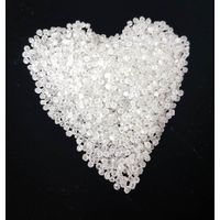 High quality white color HPHT rough diamond for jewelry use thumbnail image