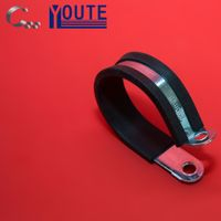 Stainless Steel Rubber Lined Hose Clamps thumbnail image