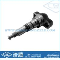 P type fuel injector Plunger piston