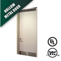 UL LISTED flush fire door