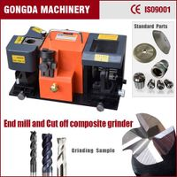 Precision Small Milling Cutter Grinder Machine GD-313C