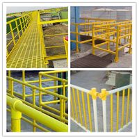 high strength and light weight FRP railing thumbnail image