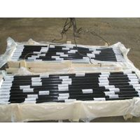 The aluminum industry with cast iron thermocouple protection tubes