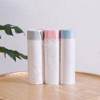 Wholesale customPlastic Material colorful printed plastic car drawstring trash bags