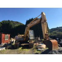 Used Kobelco Excavator