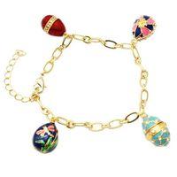 new arrival egg pendant bracelet
