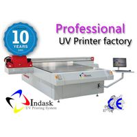 glass printing solution large format uv glass printer