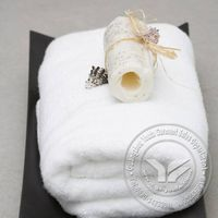 China factory price bath plain towel in stock thumbnail image