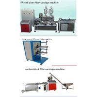 Filter Making Machine For Water Treatment System