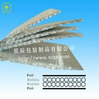 double bubble alu foil insulation material