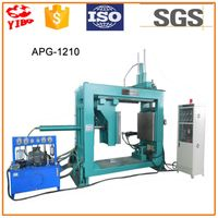 Expoxy-resin automatic pressure gelation hydraulic moulding machine