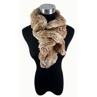 fake fur scarf