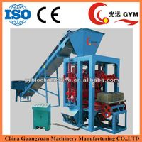 popular product with high profit GYM-QTJ4-26 manual hollow block forming machine thumbnail image