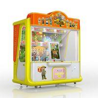 Simulator Crazy Pasture Prize Vending Game Equipment