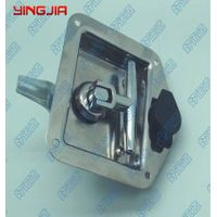 03104 Recessed T Handle Lock