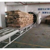 High frequency woodworking machine wood dryer