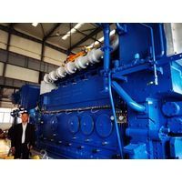Price new engine diesel generator set MAN6L27/38 made in korea