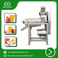 Apple juice processing plant juice making machine high juice yield thumbnail image