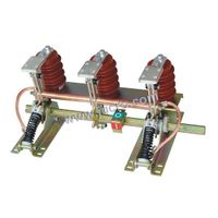 JN15 12 kv series indoor high voltage earthing switch