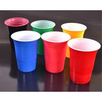16oz solo cup , red cup , blue cup , black cup , green cup , yellow cup , PET cup