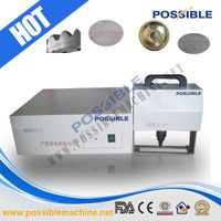 Made in China Pneumatic marking machine micro-percussion dot peen marking machine