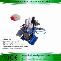 Pneumatic Core Wire Stripping Twisting Machine LL-3FN thumbnail image