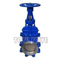 BNK Bonnetted Knife Gate Valve