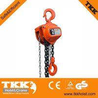 HSZ-KII manual chain hoist thumbnail image