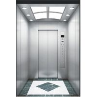 quiet and stable gearless 630 kg passenger elevator for residential thumbnail image