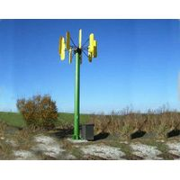 5KW vertical axis wind turbine thumbnail image