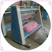 Fabric Unwinding and Plaiting Machine Textile Machinery Price