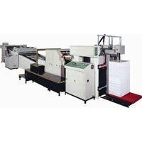 U.V Spot and Overall Coating Machine