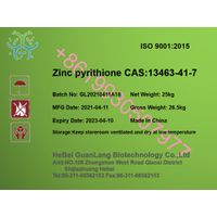 Factory supplier Zine Pyrithine CAS 13463-41-7 with good price +86 19930507977 thumbnail image