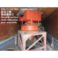 USED SKK-500GDA & OTHER MODELS of TURNTABLE WITH ROLLER BEARING