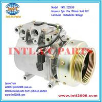 MR168186 MR3602470 AKC201A201B AKC011H201B CO10106Z 57488 58488 MSC90C AC Compressor for MITSUBISHI