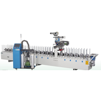 PUR wrapping machine