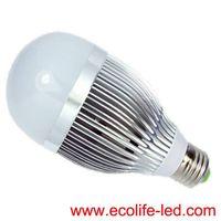 9W LED bulb AC86-265V/DC12V Solar bulb CE Rohs