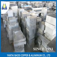 aluminium sheet/plate/bar cut to size from China