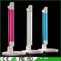 12W coozen pure bright usb port flexible arm table led lamp