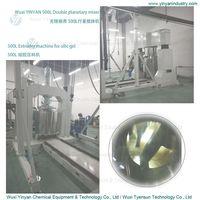 Silica gel mixing machine, YINYAN double planetary mixer thumbnail image