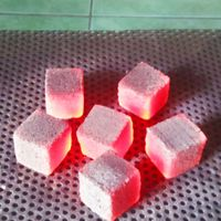 100% Pure Cube Coconut Charcoal for Hookah Shisha an BBQ