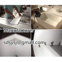 Foamed pvc boards by celuka process