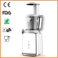 Digital Slow Masticating Juicer -White