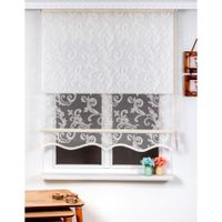 PAG Curtain, Double Mechanic Tulle Roller Blind thumbnail image