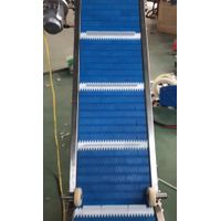 Industrial Stainless Steel Wire Mesh Belt Conveyor Machine for Food Washing/Frying/Cooling thumbnail image