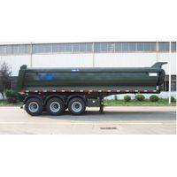 How to Choose the Right Semi Tipper Trailer?-CIMC dump truck for sale thumbnail image