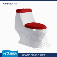 Hot sale New design One- piece Toilet WC