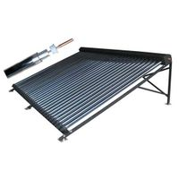 CE approved Non-pressure Stainless Steel Solar Water Heaters (SKI-NA) thumbnail image