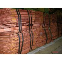 Copper Ore, Copper Millberry / Wire Scrap 99.95% to 99.99% Copper Cathodes for sale