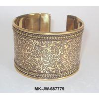 Brass Fashion Handcuff